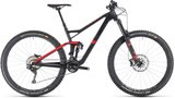 CUBE STEREO 150 C:62 RACE 29 CARBON/RED 2019