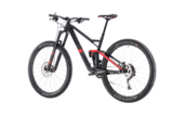 CUBE STEREO 150 C:62 RACE 29 CARBON/RED 2019_