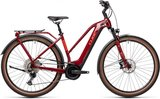 cube touring hybrid exc rood