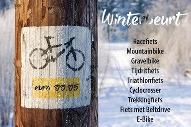 WINTERBEURT Trekkingfiets 2019 - 2020