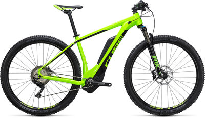 Cube Reaction Hybrid HPA SLT 500 2017 Groen 23""