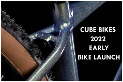 Cube Bikes 2022  Early Intro
