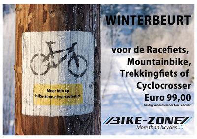 winterbeurt racefiets